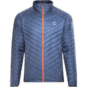 Haglöfs L.I.M Barrier Jacket Herr tarn blue/cayenne